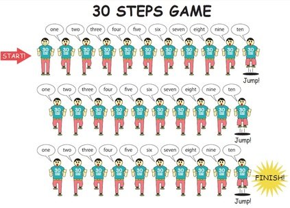 30 Steps Game